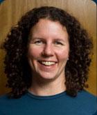 Åsa Gustafson, yogalärare på Prana Friskvård i Umeå