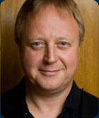 Frank Granström, akupunktör och massör på Prana i Umeå