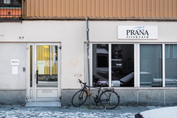 PRANA Friskvård, Bankgatan, Umeå